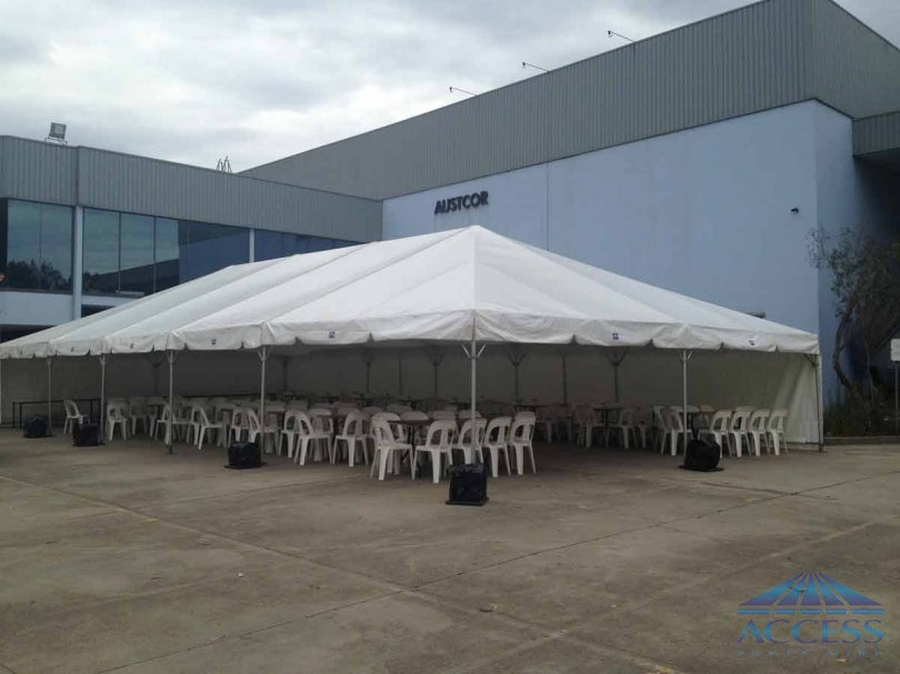 Austcor Packaging Christmas Party, supplied by Access Party hire