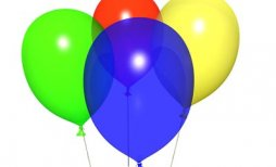 Balloons for hire