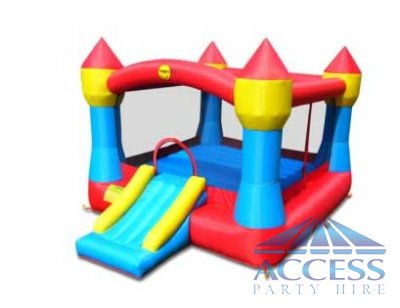 Jumping Castle suitable for the kids 3 to 10 years old