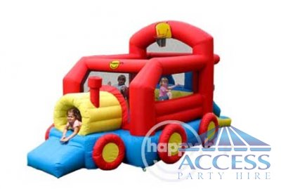 Jumping Castle suitable for the kids 3 to 7 years old