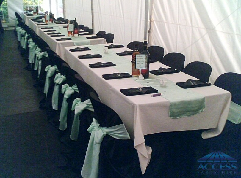 How To Set Up A Table Guest Table Arrangement Set Up