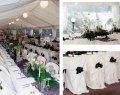 Wedding setup at Yowie bay